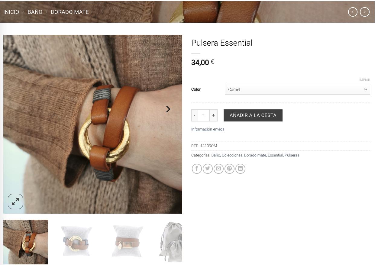 disseny de botigues online