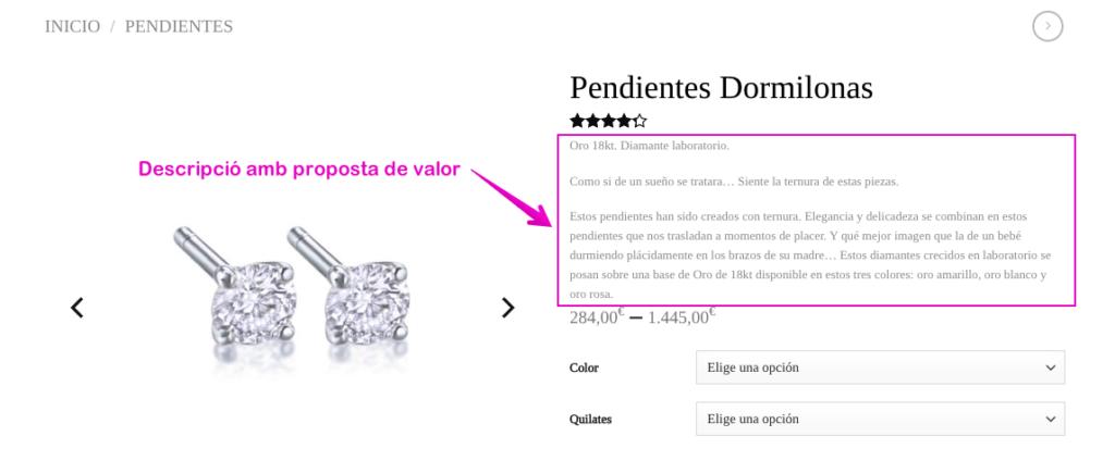 disseny botiga online